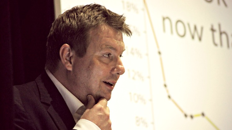Professor Danny Dorling