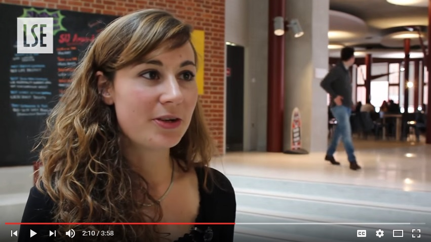 MSc Urbanisation and Development at LSE