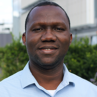Portrait photo of George Ofosu