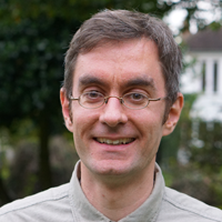 Portrait photo of Dr Steffen Hertog