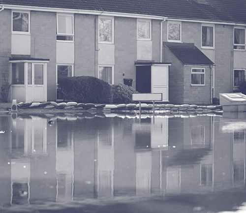 Flooding_residential_area