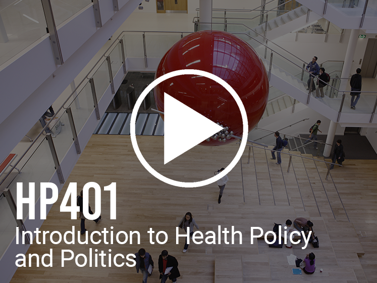 HP401 Introduction to Health Policy and Politics-747x560px