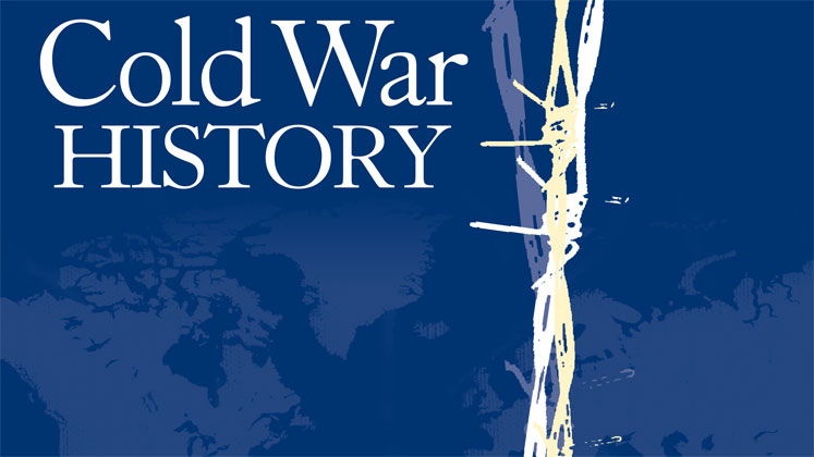Cold War History Journal logo