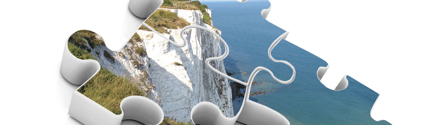 The White Cliffs of Dover. Brexit: What Happens Next? cover image.