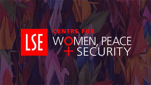 LSE Centre for Women, Peace and Security