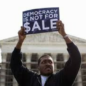 democracy is not for sale. 300x300jpg