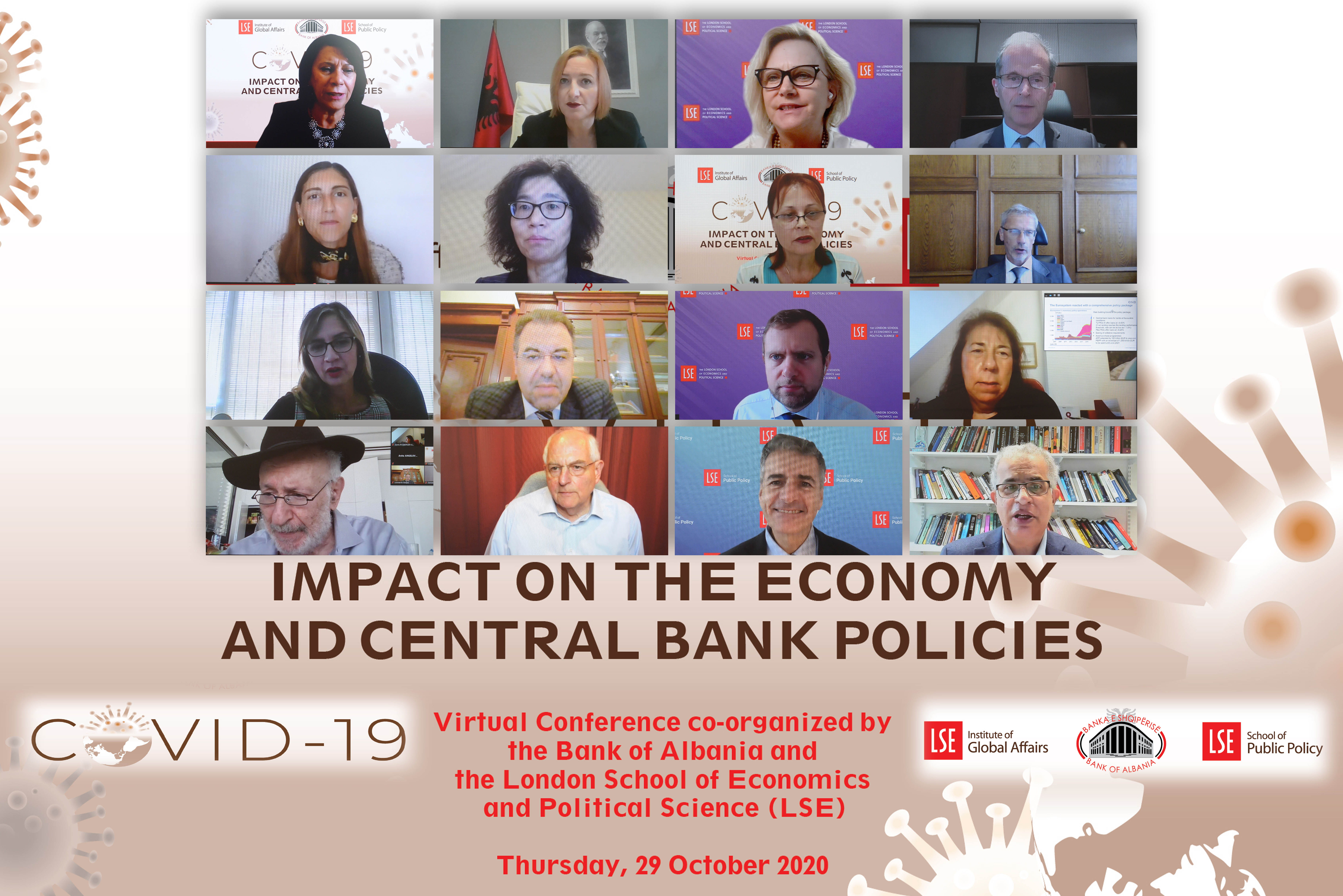 Third LSE IGA-Bank of Albania conference