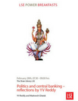Politics and central banking - reflections by YV Reddy