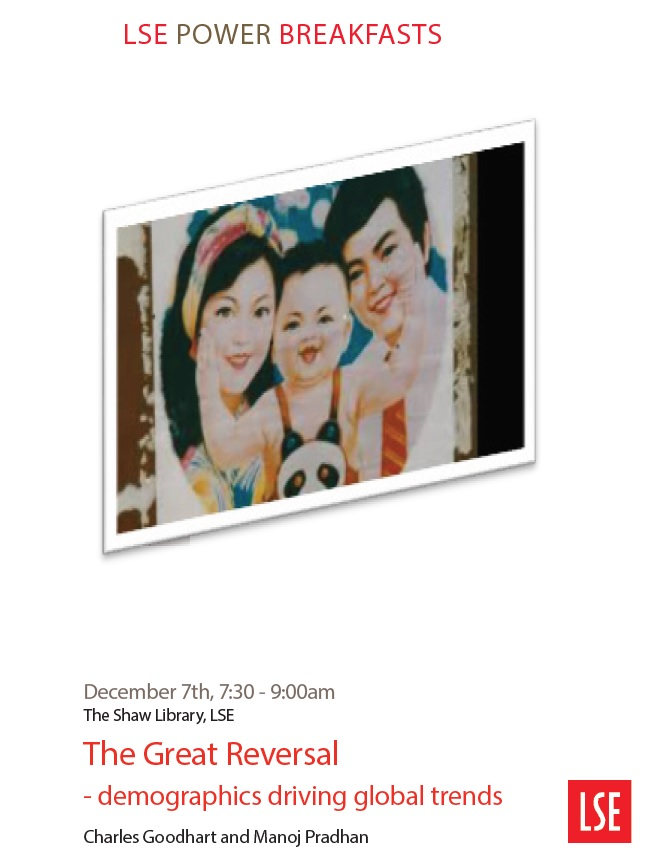 The Great Reversal - Leaflet Cover