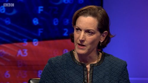 Anne Applebaum Newsnight 14 November