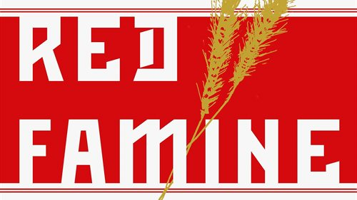 Red Famine US Cover