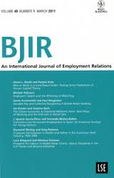 British Journal of Industrial Relations