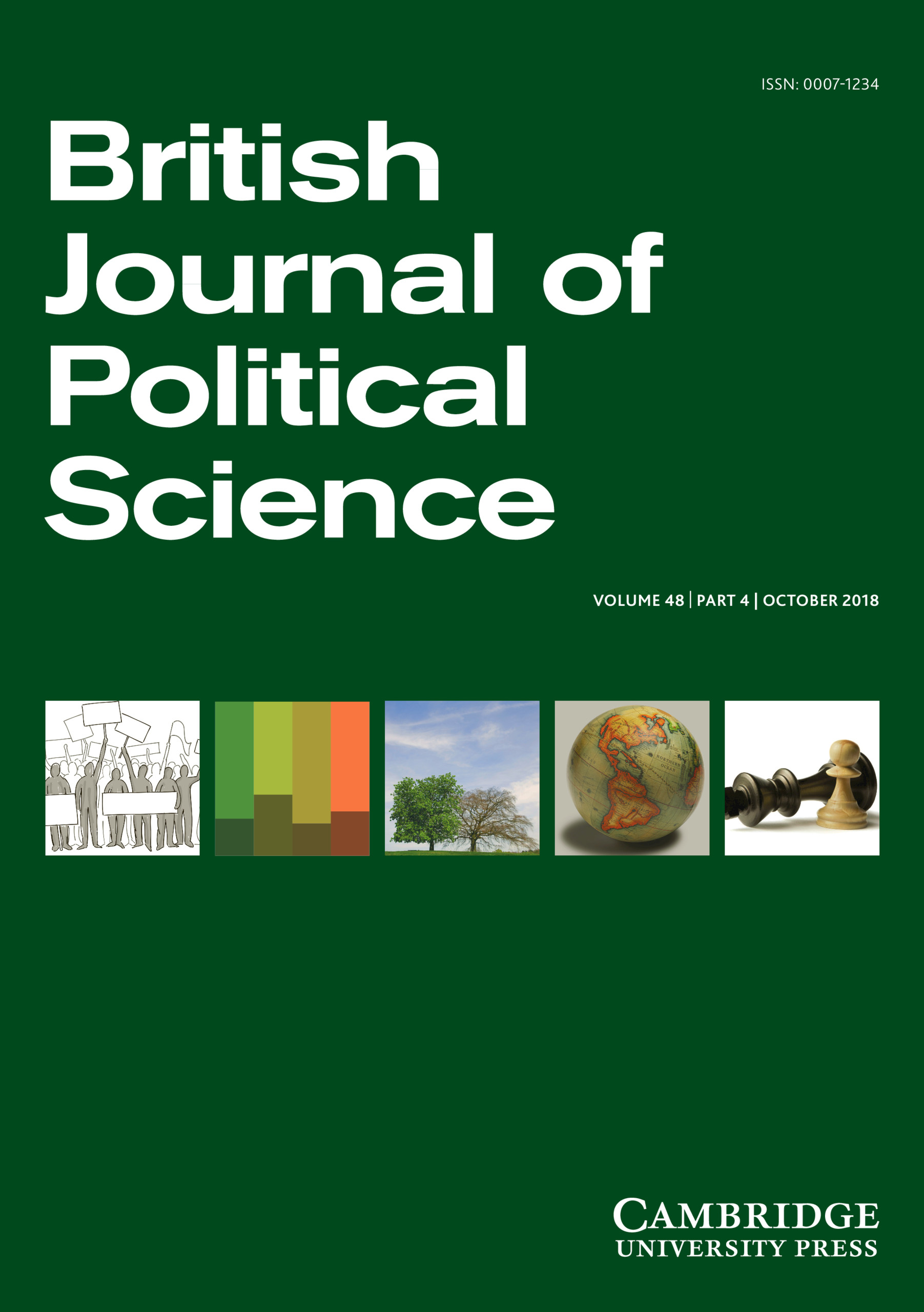 british_journal of political science