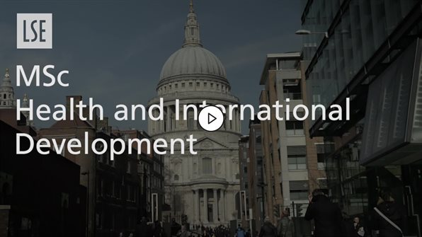 PLAY_LSE Health&InternationalDevelopment