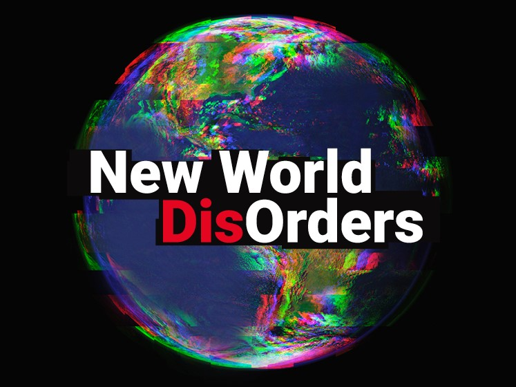 LSE Festival 2019 New World DisOrders