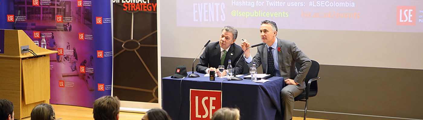 Santos and Jones at LSE