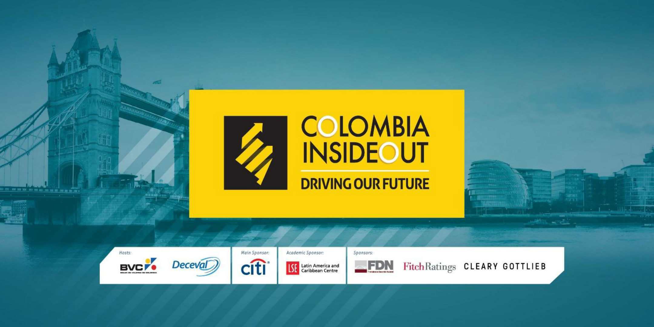 Colombia Insideout Conference 2017