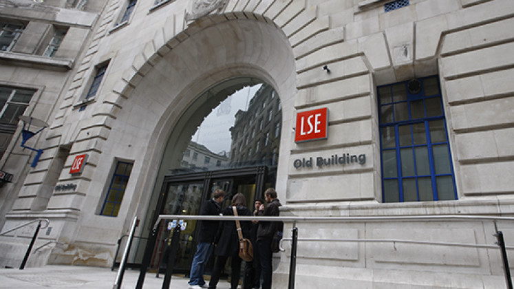 Old Building at LSE