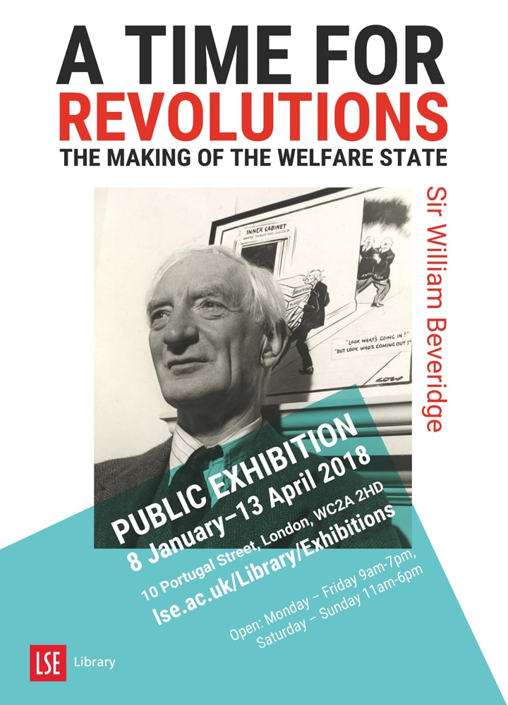 Exhibition promotional poster