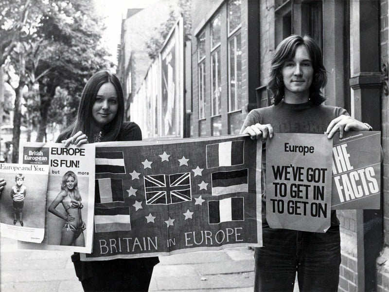 Britain in Europe campaigners