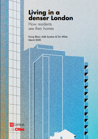 density report cover