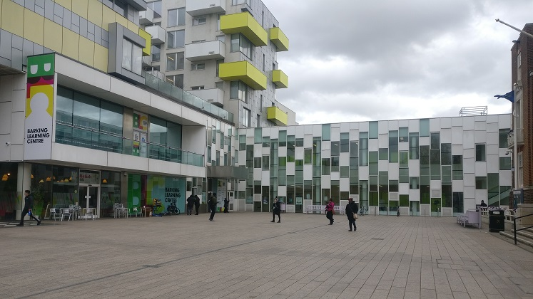 Street view of Barking Central