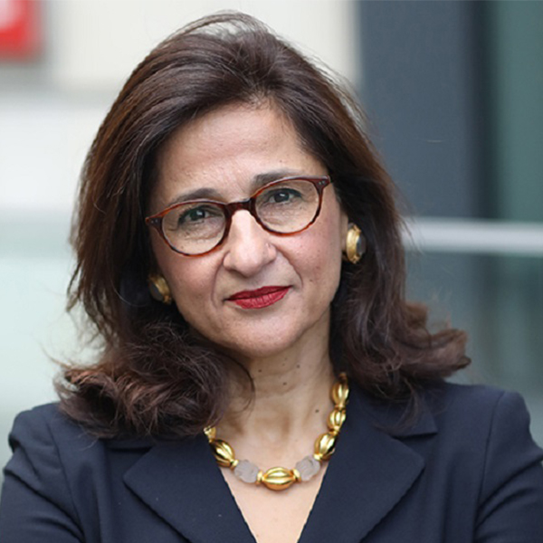 Image of Dame Minouche Shafik, LSE Director