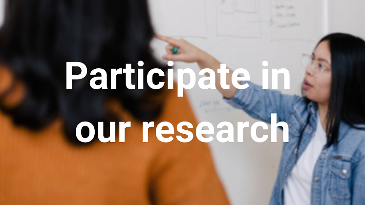 participate in our research image