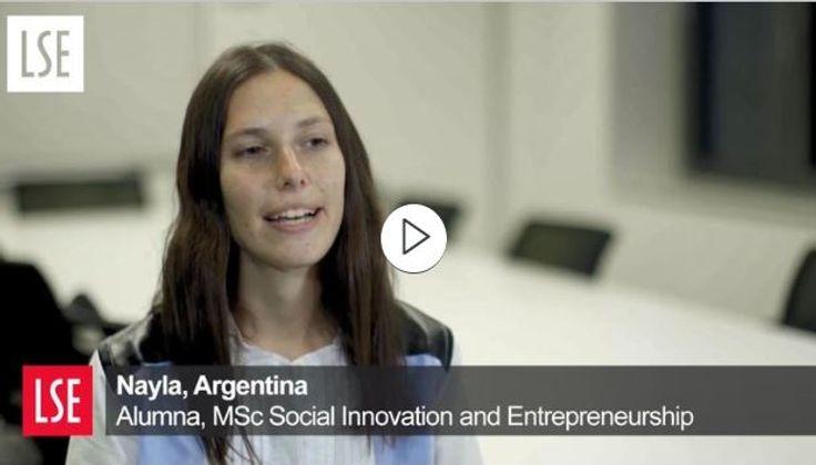 Msc Social Innovation And Entrepreneurship