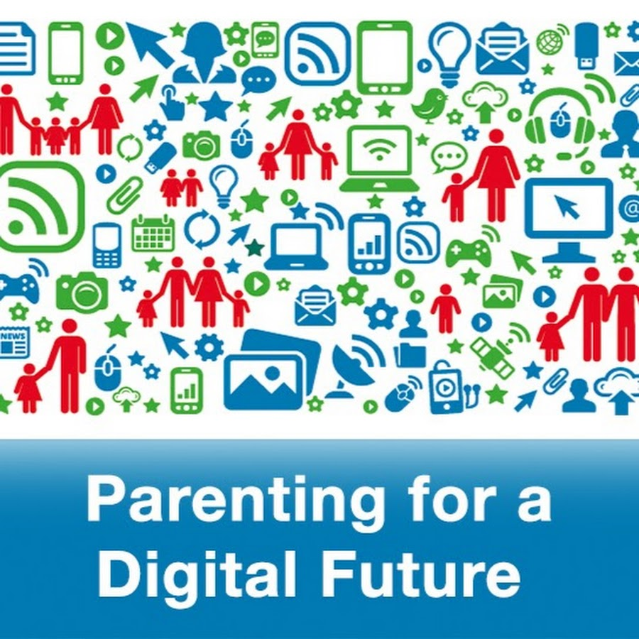 Parenting for a digital future