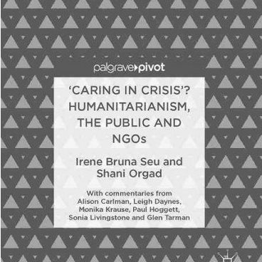 Caring in crisis book cover