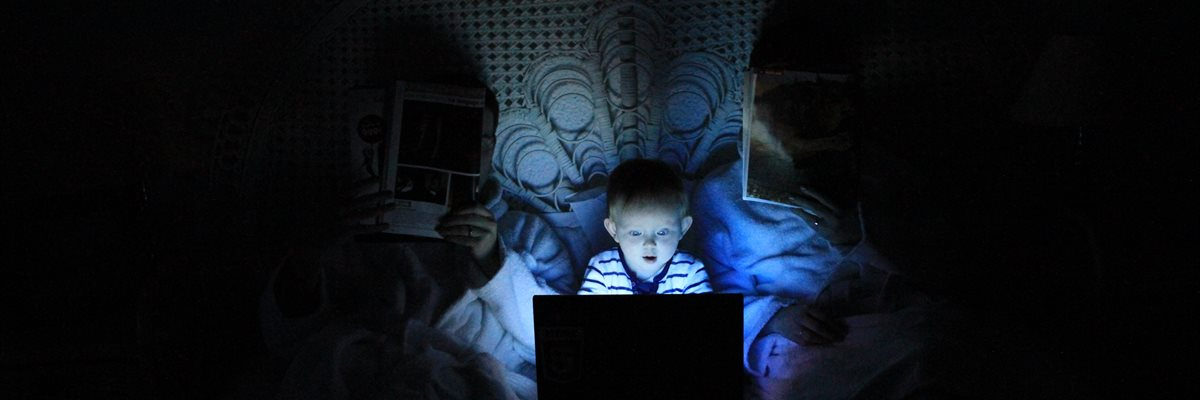Child and internet