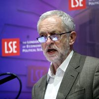 Jeremy Corbyn at LSE