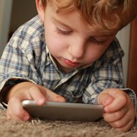 Toddlers and tablets