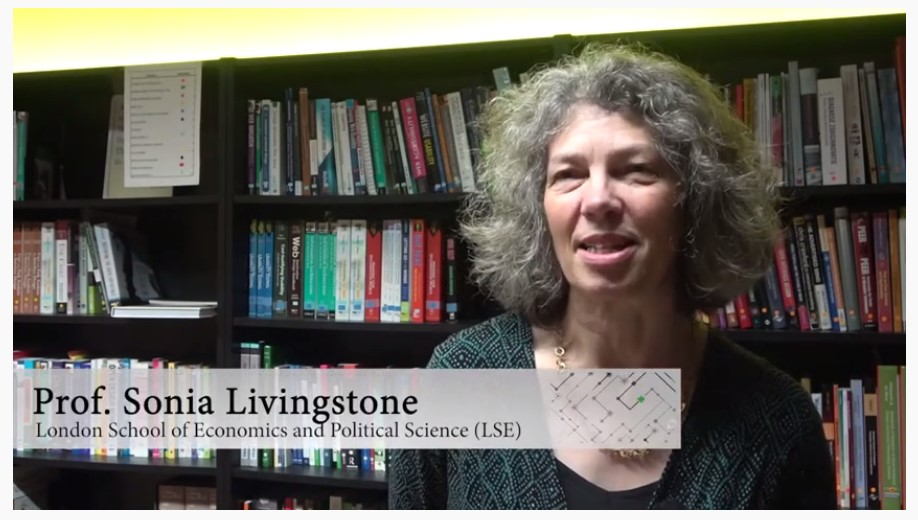 Professor Sonia Livingstone: About ySKILLS and the LSE Participation