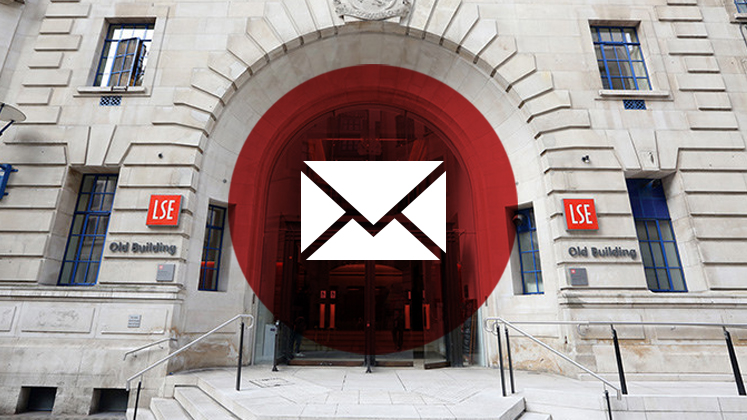 Join the LSE Middle East Centre Mailing List