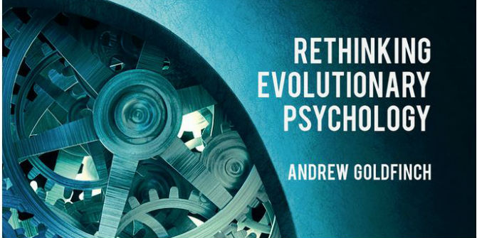 Rethinking Evolutionary Psychology by Andrew Goldfinch