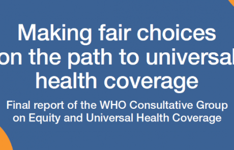 Universal health coverage case studies published
