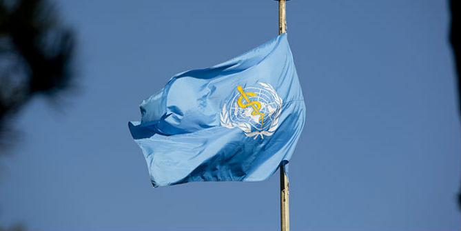 WHO-flag