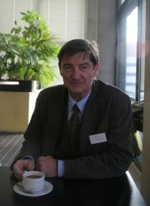 Professor Miklós Rédei