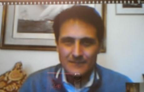 Michael Redhead interviews Talal Debs