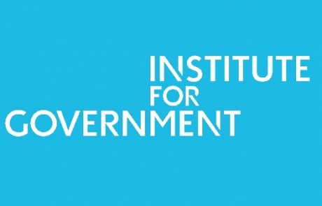 MSc student awarded Institute for Government essay prize
