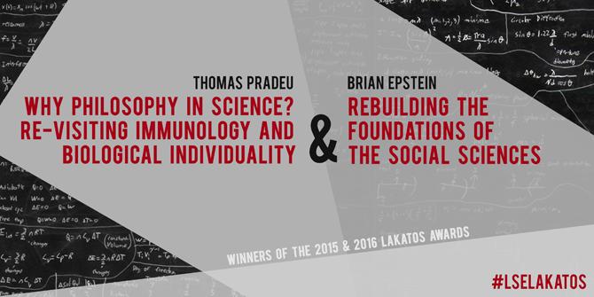2015 and 2016 Lakatos Award Lectures