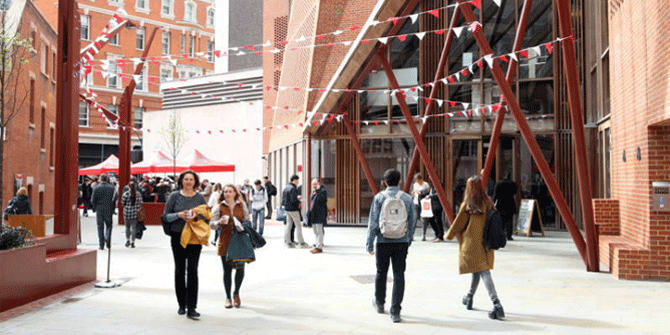 Now Open: LSE Virtual Undergraduate Open Day