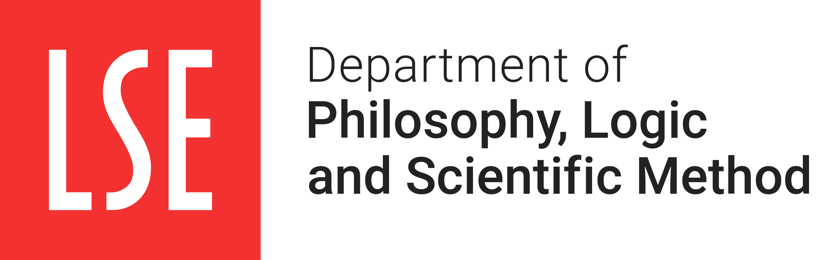 LSE Philosophy Logo