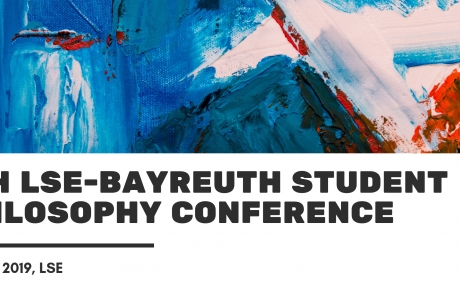 7th LSE-Bayreuth Student Philosophy Conference