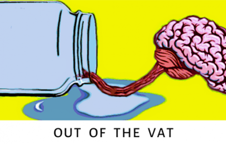 Out of the Vat: subscribe now to our brand new podcast