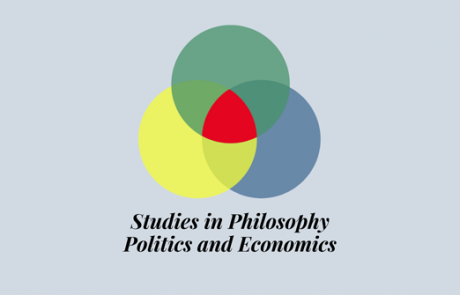 Introducing our new student journal: Studies in Philosophy, Politics and Economics