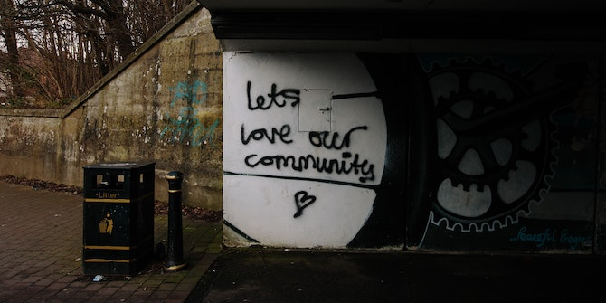 Keeping Close to Home: Communities and Contagion