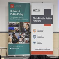 LSE's Dept Public Policy GPPN Conference 2020022